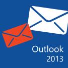 (Full Color) Microsoft Office Outlook 2013: Part 1 (Desktop/Office 365)