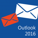 (Full Color) Microsoft Office Outlook 2016: Part 1 (Desktop/Office 365)