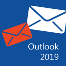 (Full Color) Microsoft Office Outlook 2019: Part 1