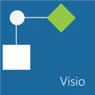 (Full Color) Microsoft Visio 2019: Part 1