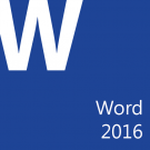 (Full Color) Microsoft Office Word 2016: Part 2