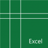 (Full Color) Microsoft Office Excel Online
