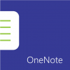 (Full Color) Microsoft Office OneNote 2016
