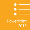 (Full Color) Microsoft Office PowerPoint 2016: Part 1 (Desktop/Office 365)
