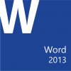 Microsoft Office Word 2013: Part 1 (Desktop/Office 365)
