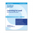 Learning to Lead Revised Edition