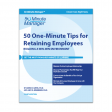 50 One-Minute Tips for Retaining Employees