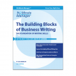 The Building Blocks of Business Writing