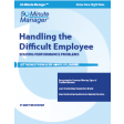 (AXZO) Handling the Difficult Employee eBook
