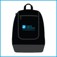 Backpack with Logical Operations Logo