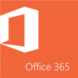 (Full Color) Microsoft Office 365 Online (with Skype for Business)